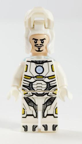 76049 Space Iron Man Open Helmet