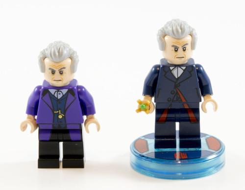 21304 12th Doctor Comparison