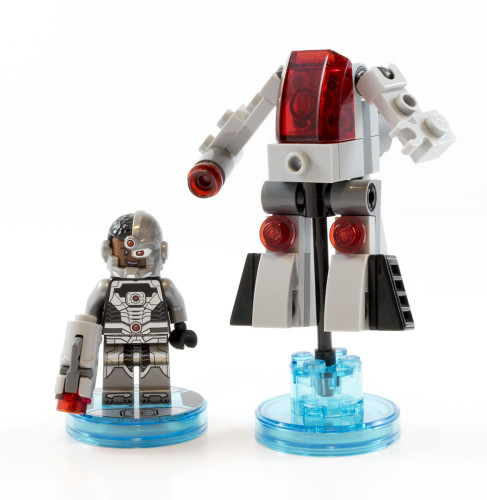 76028 Cyborg Dimensions Fun Pack