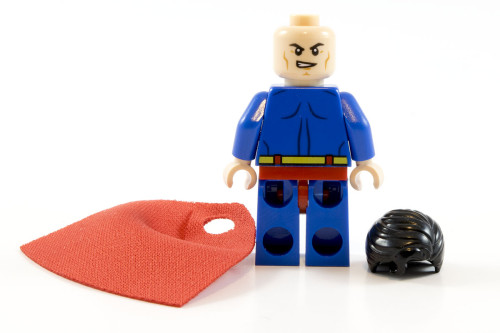 76028 Superman Back