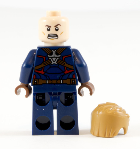76047 Captain America Alt-Face