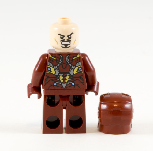 76051 Iron Man Alt-Face