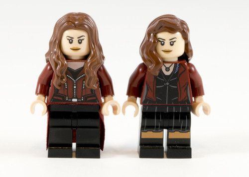 76051 Scarlet Witch Comparison