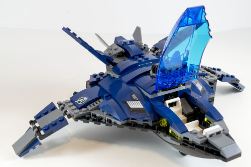 76051 Yet Another Quinjet Cockpit