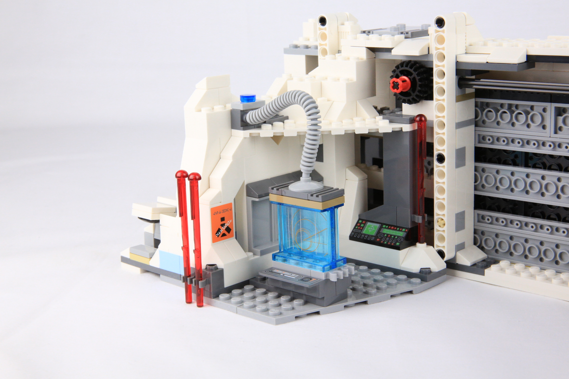 Lego Star Wars Forum From Bricks To Bothans View Topic Review 75098 Assault On Hoth 25 23