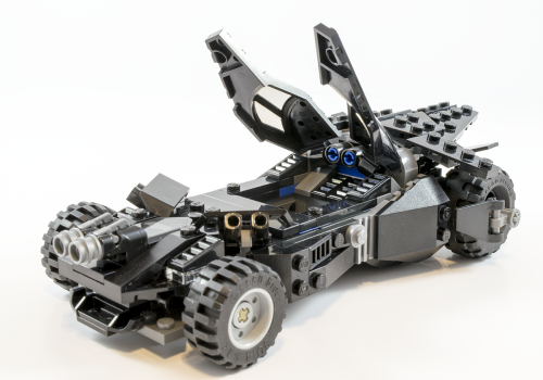 76045 Batmobile Open