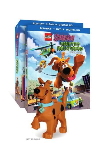 LEGO Scooby