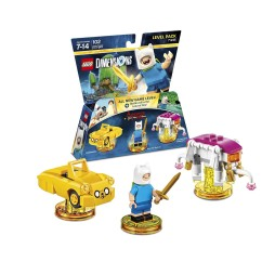 71245 Adventure Time Level Pack 4