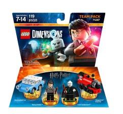 71247 Harry Potter Team Pack 1