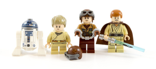 75092 Minifigures - Characters