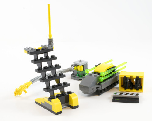 75092 Nabo Fighter Accessories