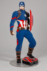 Captain America Front
