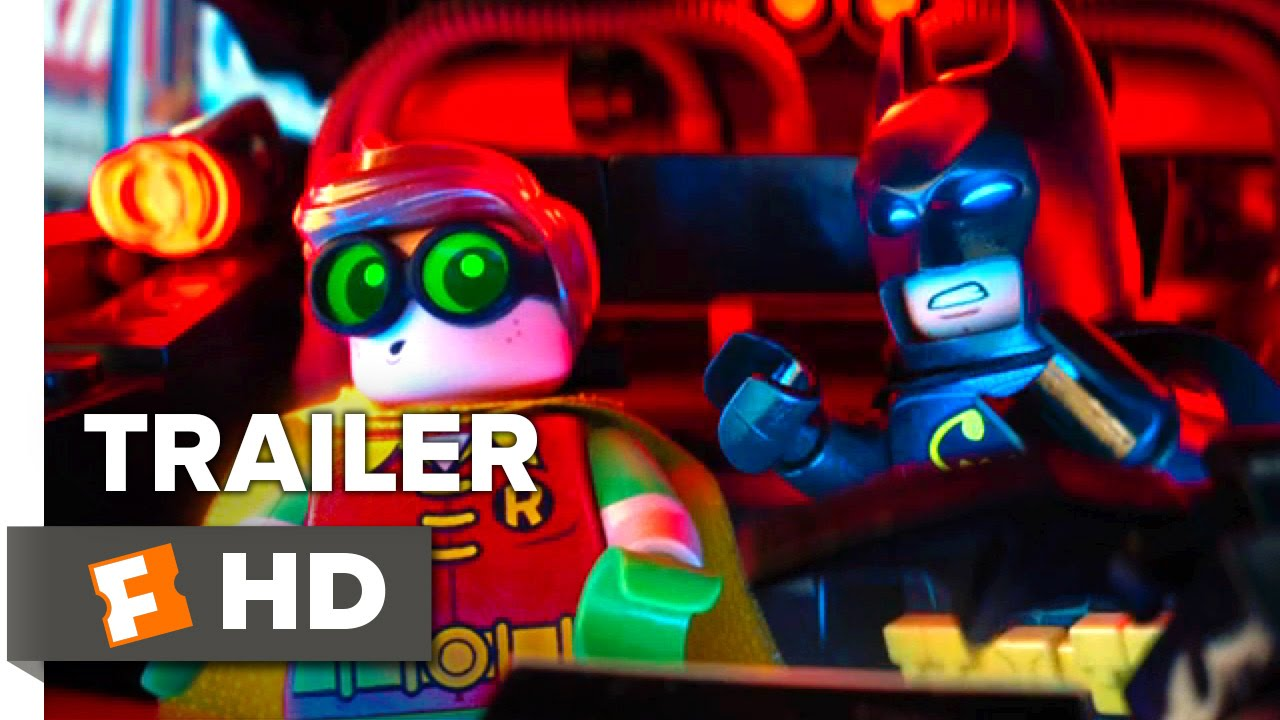Sdcc Hello Secret Camera The Lego Batman Movie Trailer Fbtb