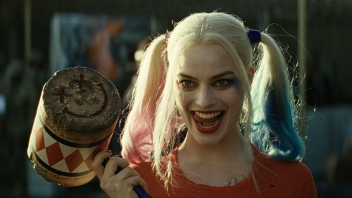 She did a pretty fantastic job as Harley in this movie. Leto as Mr. J... not so much