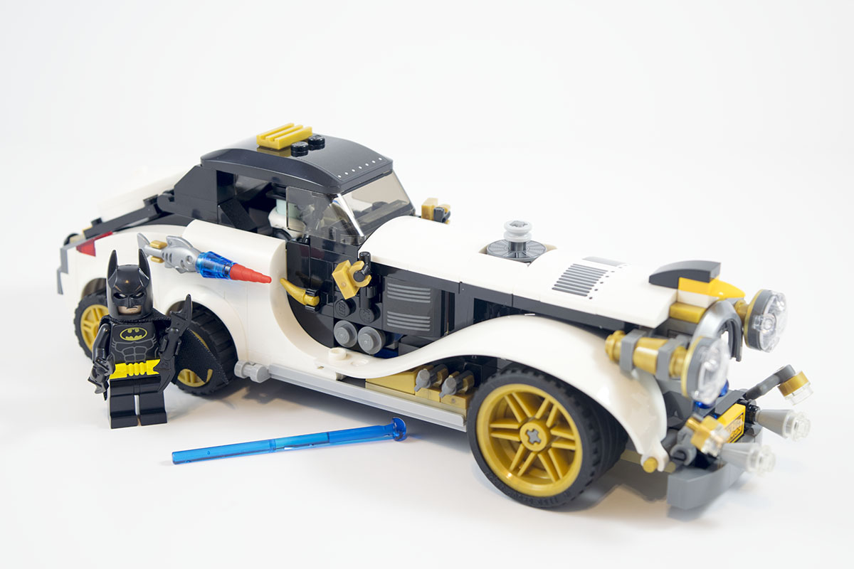Review 70911 The Penguin Arctic Roller Fbtb