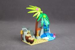 41149 Moana's Island Adventure 5