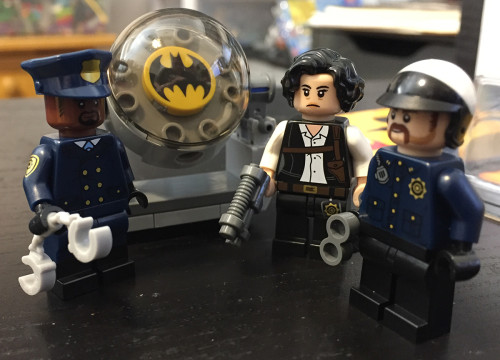 Batman Movie Blister