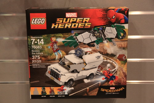 Box of 76083 Beware The Vulture from Toy Fair 2017