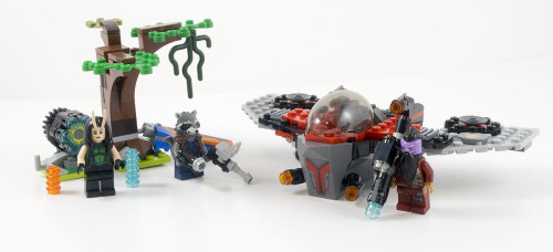 76079 Ravager Attack - Full Set