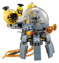 70610 Flying Jelly Sub - 9
