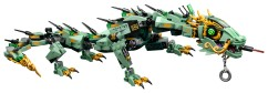 70612 Green Ninja Mech Dragon - 5