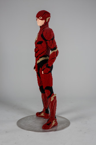 2017 SDCC Flash Side