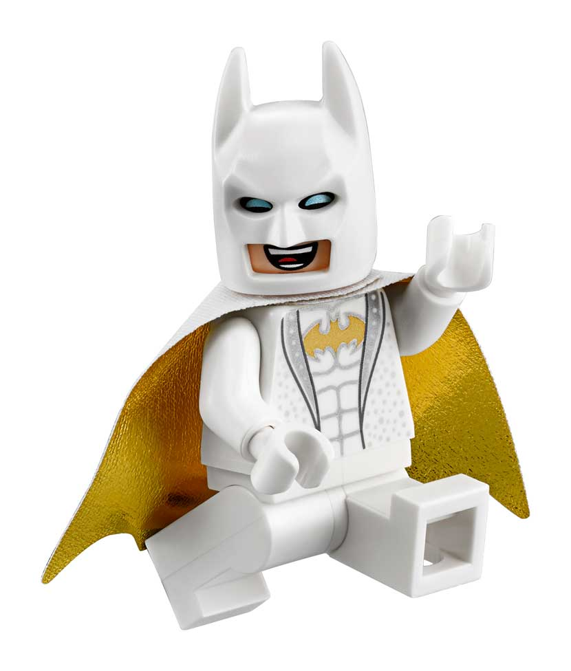 Lego Disco Robin Minifigure 70922 Batman Movie Super Heroes
