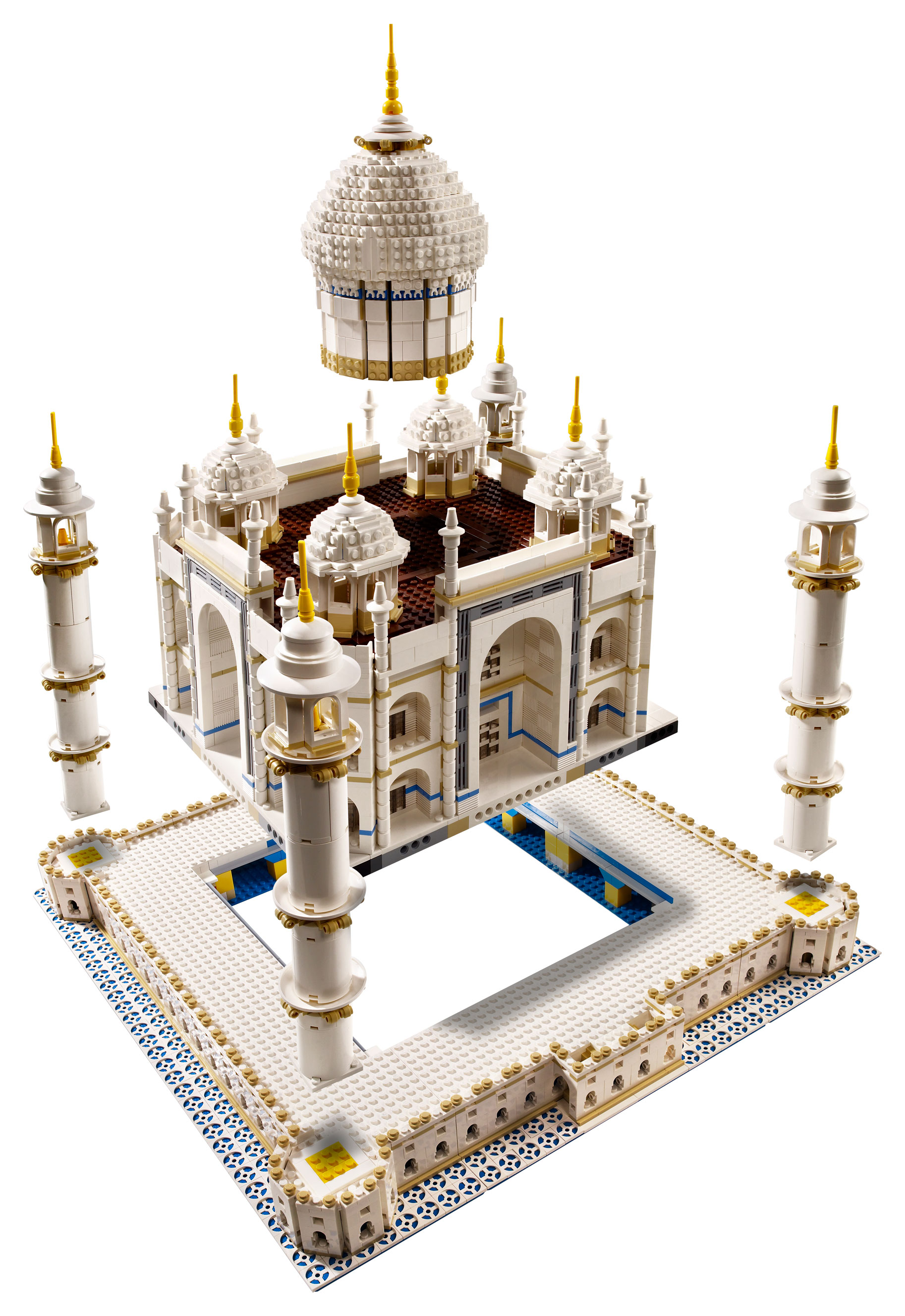 Lego Announces 10256 Taj Mahal Re Release Resellers Cry