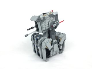 First Order Heavy Scout Walker 3/4 front view