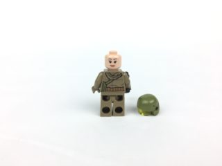 Resistance Trooper minifig back