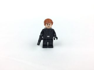 General Hux minifig front