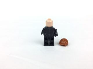 General Hux minifig back