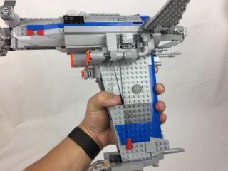 75188 Resistance Bomber 30