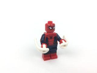 76082 ATM Heist Battle Spider-Man minifig 1