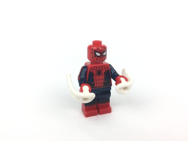 76082 ATM Heist Battle Spider-Man minifig 1