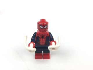 76082 ATM Heist Battle Spider-Man minifig 2