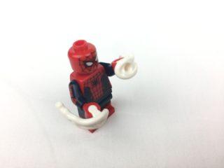 76082 ATM Heist Battle Spider-Man minifig 4