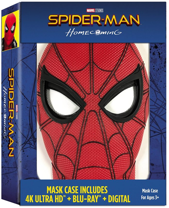 Spider-Man: Homecoming Amazon edition