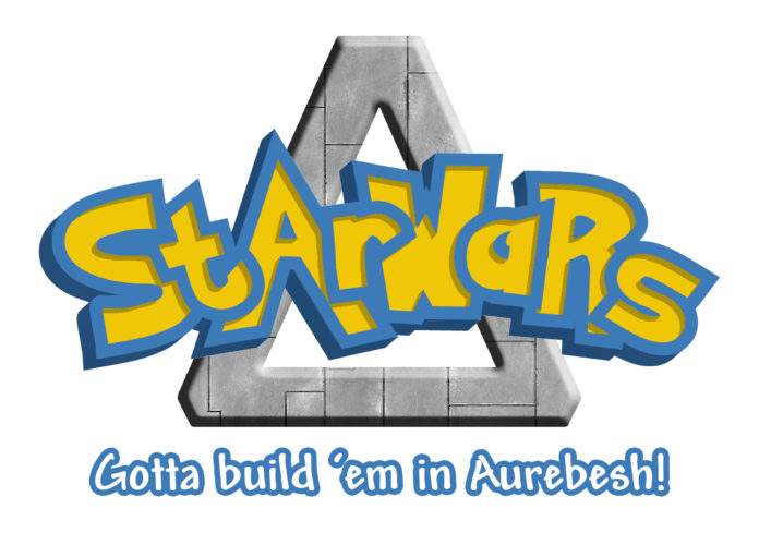 Star Wars X Building Contest logo