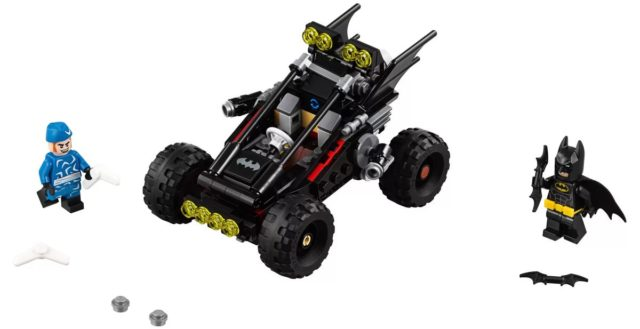 70918 The Bat Dune Buggy
