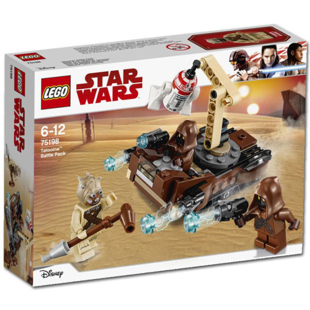 75198 Tatooine Battle Pack