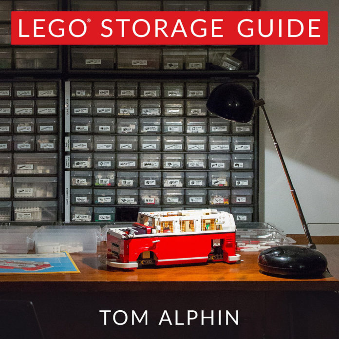 LEGO Storage Guide cover image