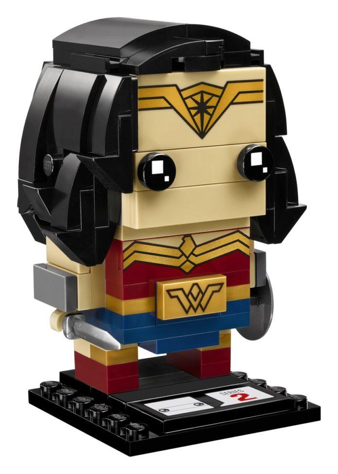 Justice League BrickHeadz - Wonder Woman