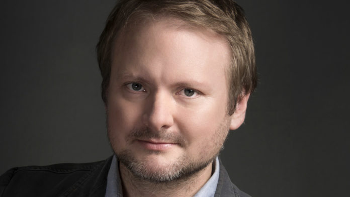 New Star Wars Trilogy creator Rian Johnson headshot