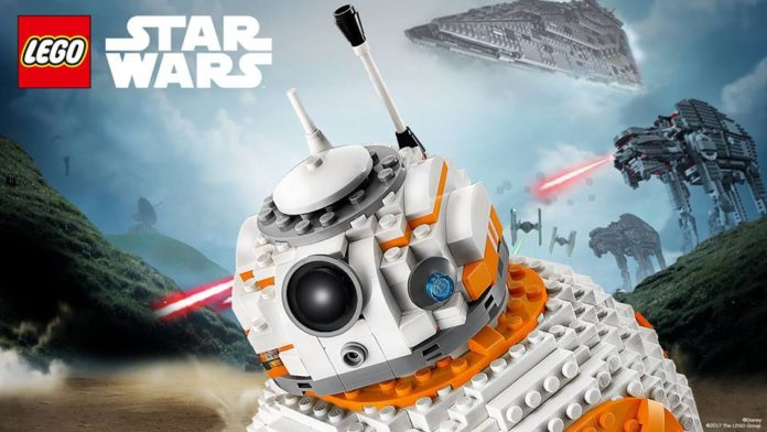 Target LEGO Star Wars Event Ad