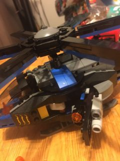 76054 Batman Scarecrow Harvest of Fear - Copter w Guns