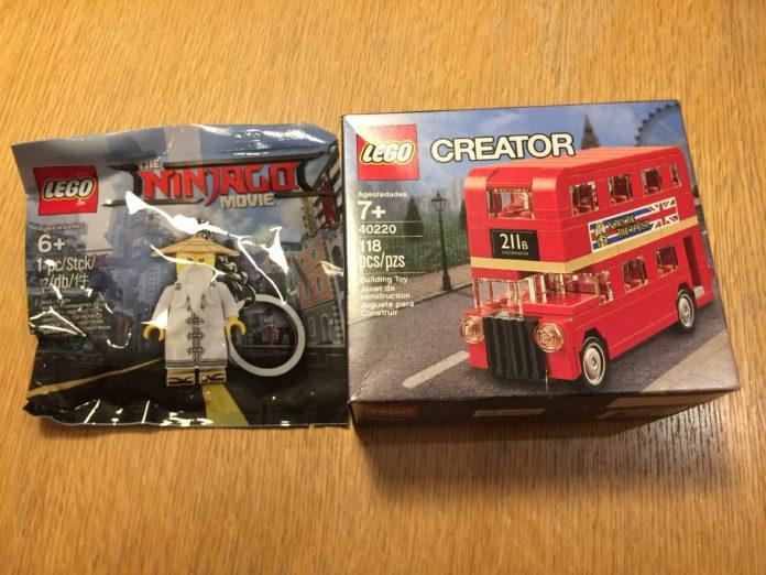 Master Wu, Mini London Bus Promos