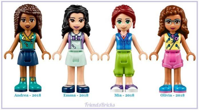 New Friends Minidolls Designs