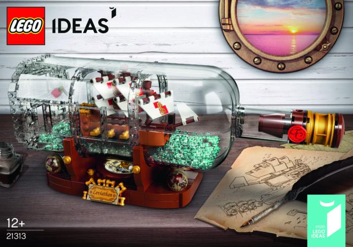 21313 Ship In A Bottle Box 3