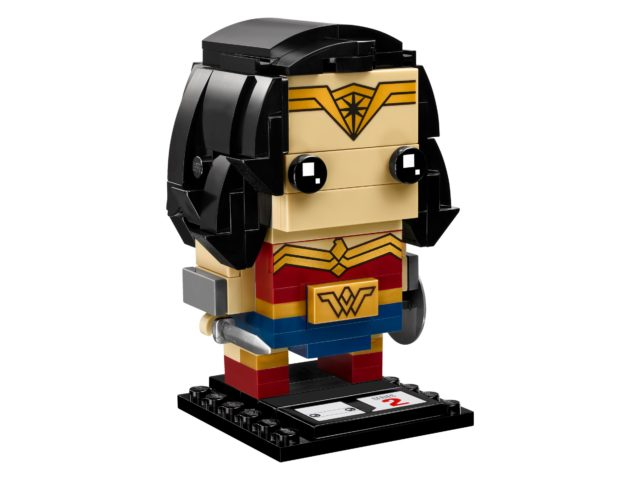 41599 Wonder Woman BrickHeadz